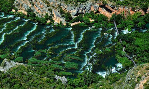 Nacionalni park Krka – sedam veličanstvenih sedrenih slapova