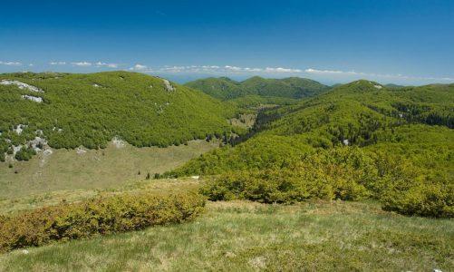 Nacionalni park Sjeverni Velebit posvećen je očuvanju pravih prirodnih vrijednosti